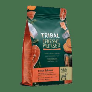 tribal vers geperste brok zalm