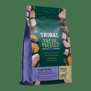 tribal vers geperste brok kalkoen