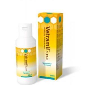 vetramil spoelvloeistof/ clean