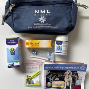 EHBO kit voor honden